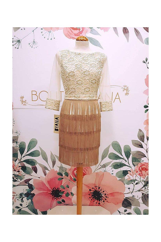Producto: Vestido BYANA MACARENA