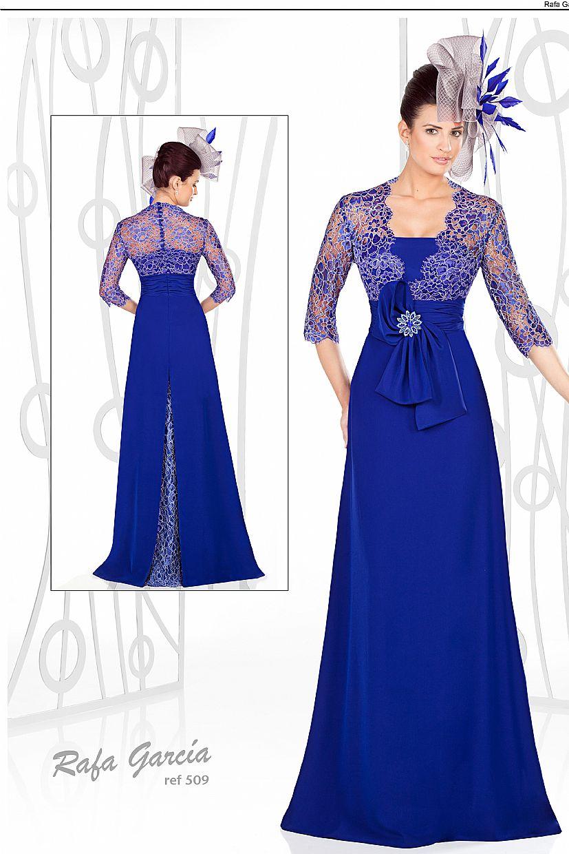 Producto: Vestido Madrina Rafa Garcia