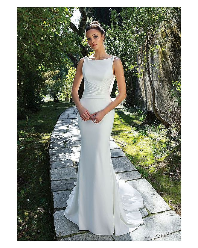 Producto: Vestido Novia Griego