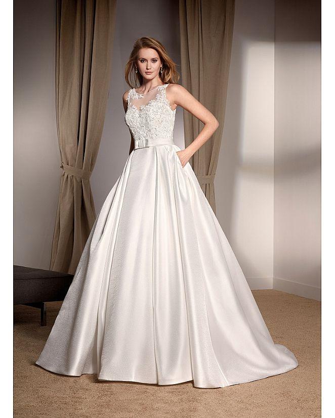 Producto: Vestido Novia corte princesa