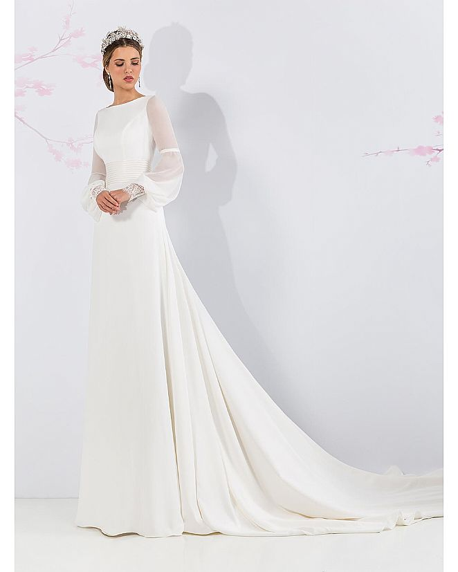 Producto: Vestido Novia Realeza