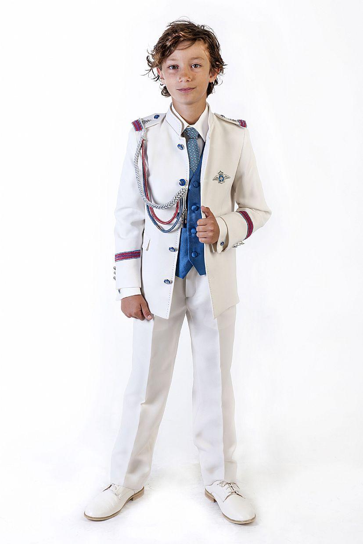 Producto: Traje almirante en color blanco