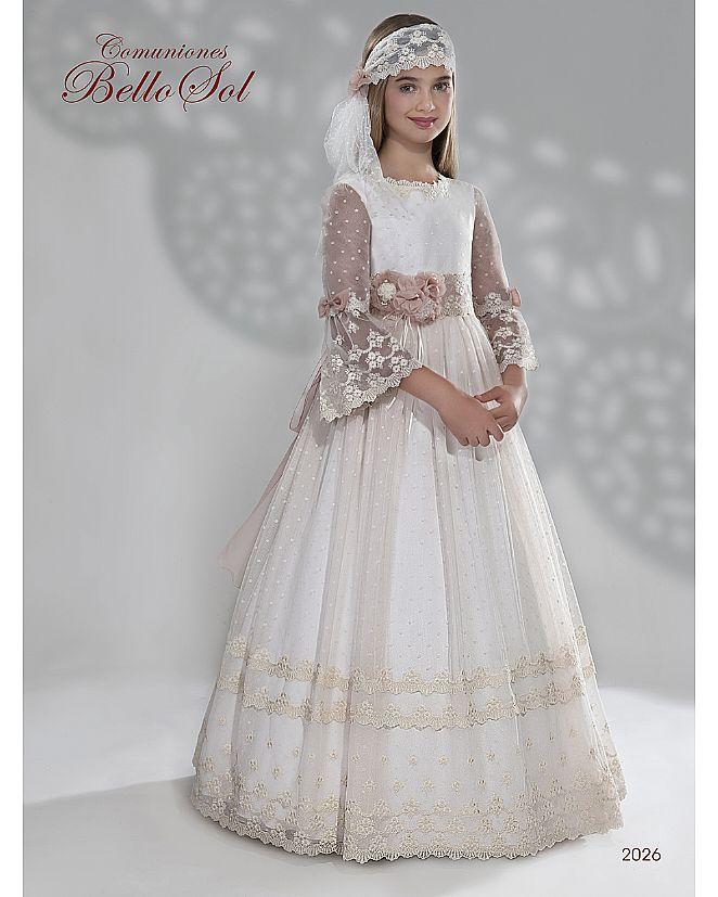 Producto: Vestido Comunión estilo andaluz