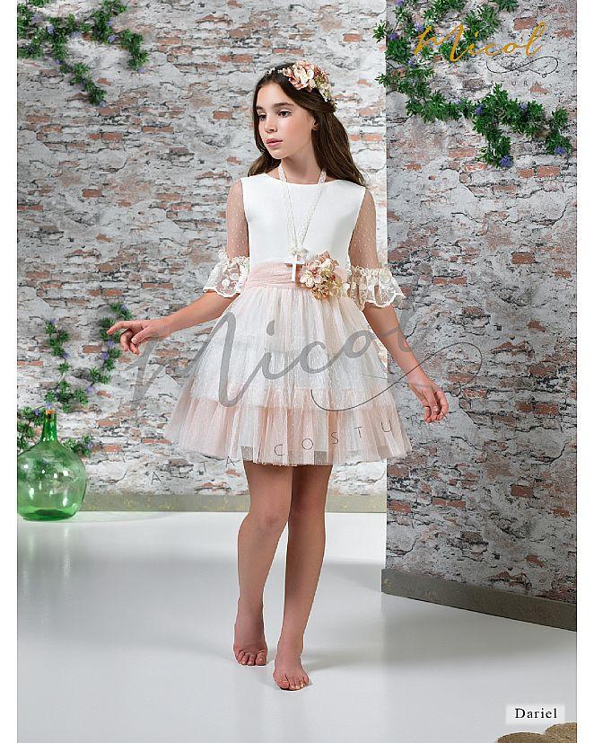 vestido comunion micol 1 - Foto 1
