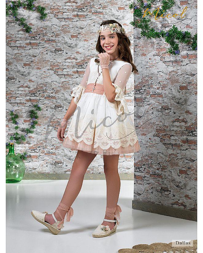 Vestido desmontable comunion - Foto 1