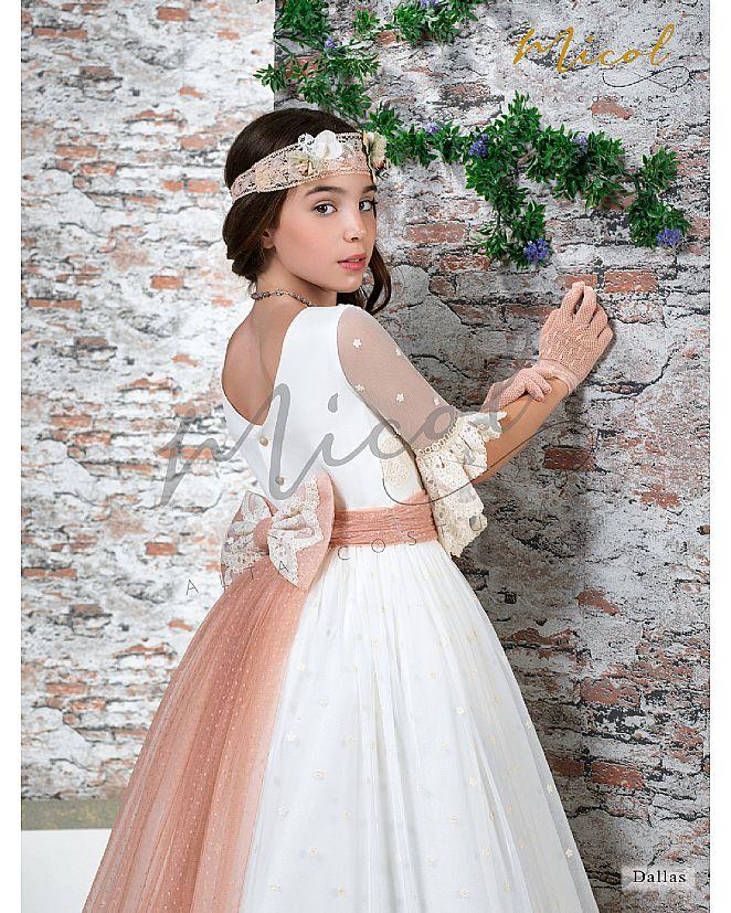 Vestido desmontable comunion - Foto 2