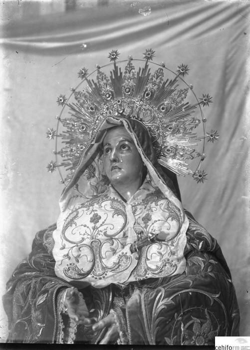 Virgen del Primer Dolor de Salzillo