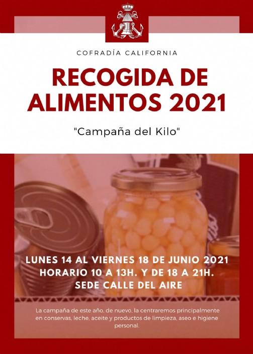 Recogida de Alimentos 2021