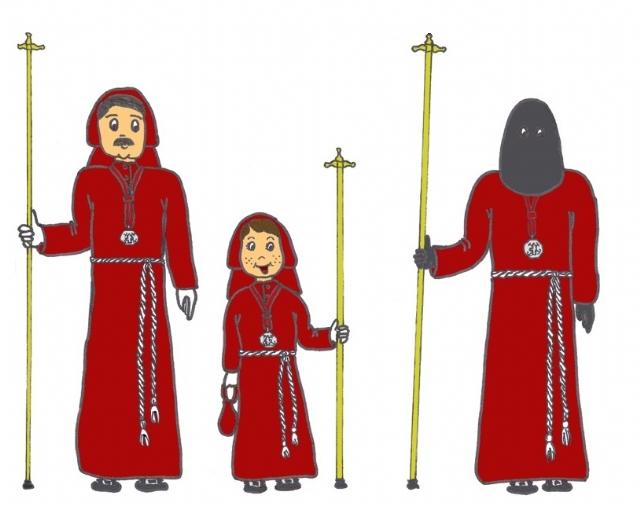 Vestuario Nazarenos