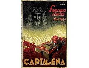 """Munuera, Ginés, """"La Llamada"""", Semana Santa Año 1944 Cartagena. Proyecto de Divulgación del Patrimonio Documental de la Cofradía."""