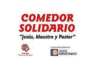 Comida Comedor Solidario Jesús Maestro y Pastor
