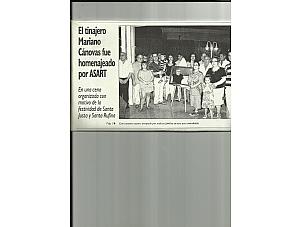 ALFARERO TINAJERO MARIANO CANOVAS MOLINA