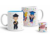 Tazas graduación / profesores