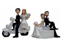 Figuras de boda