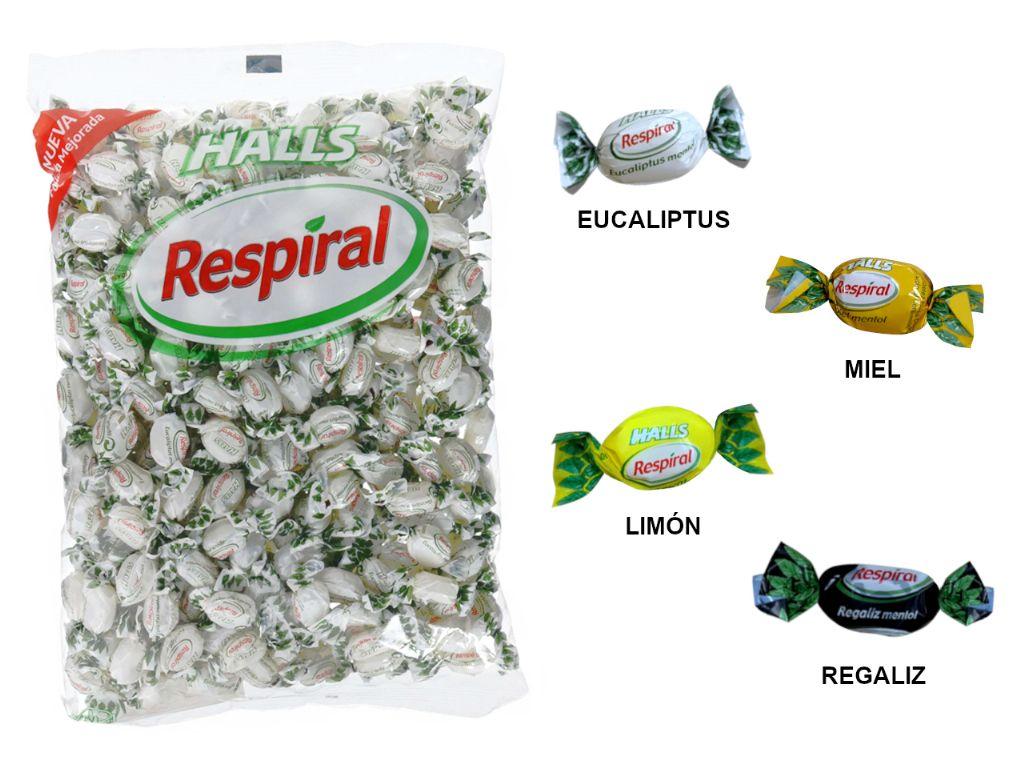 Respiral mentol (1 kg.)
