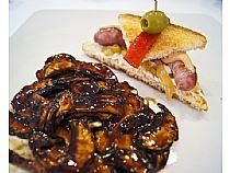 Café-Bar Gran Parada<br> Minisalchicha Custom Totana<br> Avda. Rambla de la Santa<br> * Cerrado: Martes