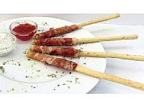 Cafetería Baragüey<br> Grissinni de jamón con salsa de tomate y queso<br> C/ Don José María, 6<br> *Cerrado: Domingo y lunes