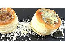 Restaurante Tumar<br> Duo de tartaletas<br> Avda. Juan Carlos I<br> *Cerrado: Lunes