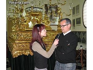 Entrevista. Hdad. de la Dolorosa. Semana Santa 2012