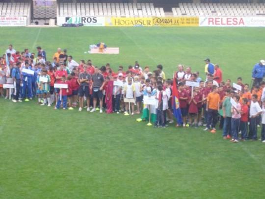 IV Torneo Internacional Inter-Ayuntamientos Alevín Fútbol 7