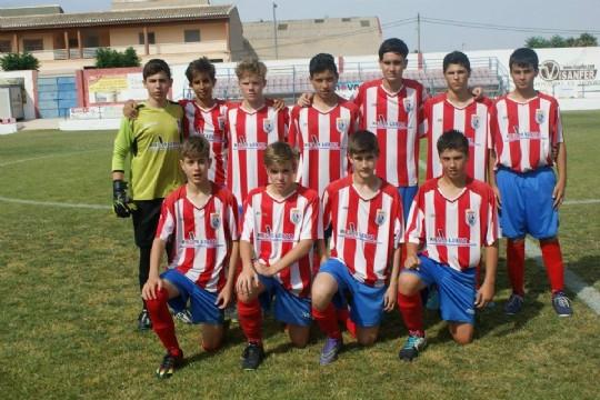 XV Torneo Infantil Ciudad Totana 2016