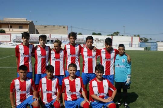 XVII Torneo Infantil Ciudad Totana 2018