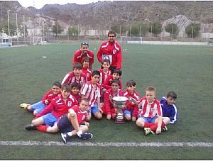 Enhorabuena a los equipos Alevín A y Benjamín A
