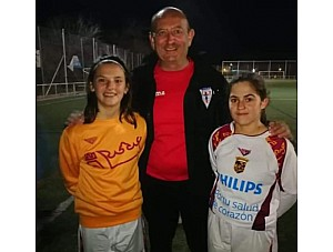 Convocatoria RRFM NATALIA ESTEBAN y ANGELA RUIZ