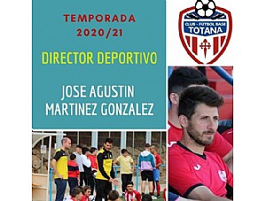 Presentacion Director Deportivo Temporada 2020/21