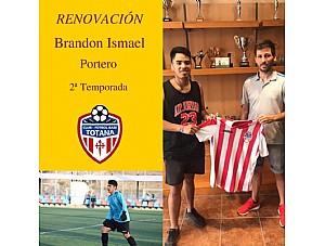 RENOVACION BRANDON ISMAEL SUB 23
