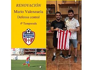 RENOVACION MARIO VALENZUELA SUB 23