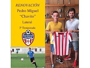 RENOVACION PEDRO MIGUEL GUERAO SUB 23