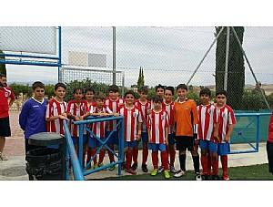 Campeones Liga y Ascenso a 1ª ALEVIN EF TOTANA