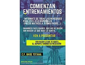 COMIENZA ENTRENAMIENTOS TEMPORADA 2020-21