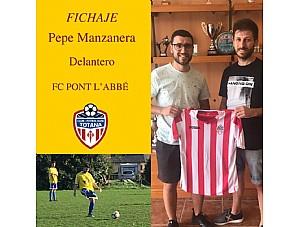 FICHAJE PEPE MANZANERA SUB 23
