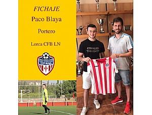 FICHAJE PACO BLAYA SUB 23