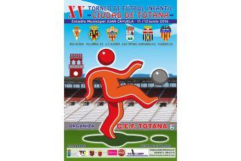XV Torneo Inf. Ciudad de Totana 2016