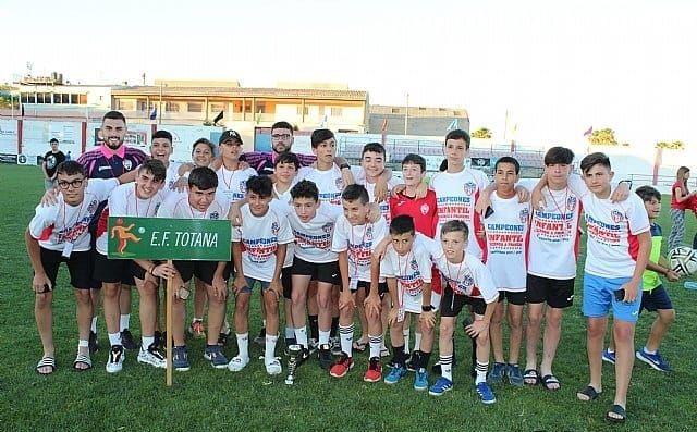 XVIII Torneo Inf. Ciudad Totana 2019 - 5