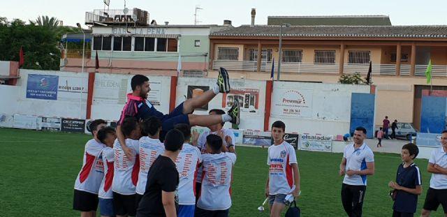 XVIII Torneo Inf. Ciudad Totana 2019 - 22