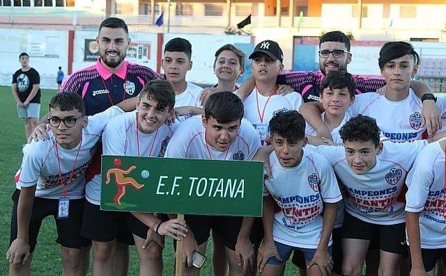 XVIII Torneo Inf. Ciudad Totana 2019 - 32