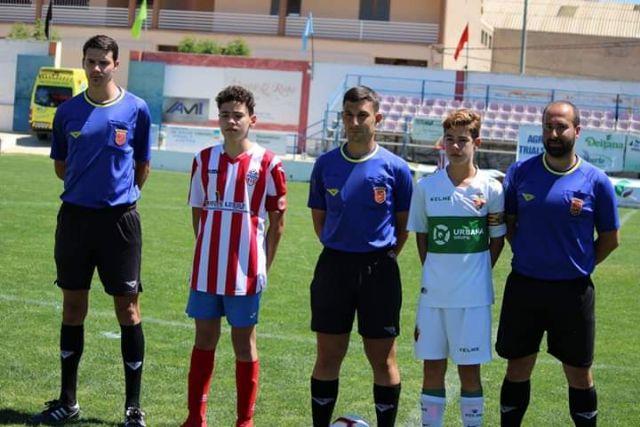 XVIII Torneo Inf. Ciudad Totana 2019 - 17