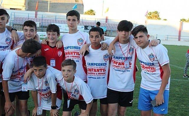 XVIII Torneo Inf. Ciudad Totana 2019 - 19