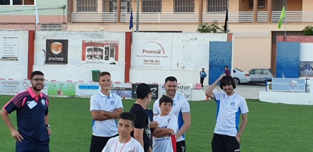 XVIII Torneo Inf. Ciudad Totana 2019 - 31