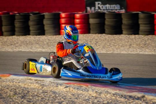 El karting regresa a la Región de Murcia con el CKRM