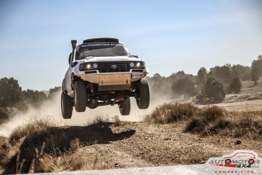 Automotor 4x4 - Proyecto Dakar 2021