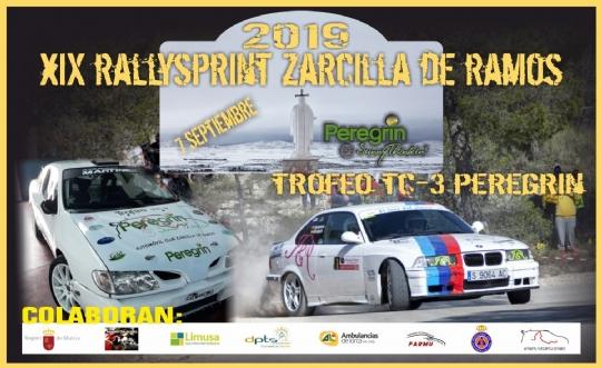 XIX Rallysprint Zarcilla de Ramos