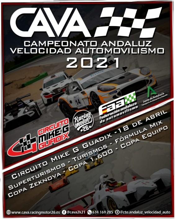 Campeonato de Velocidad en Circuito - Guadix