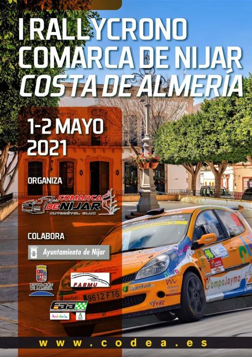 I RallyCrono Comarca de Nijar