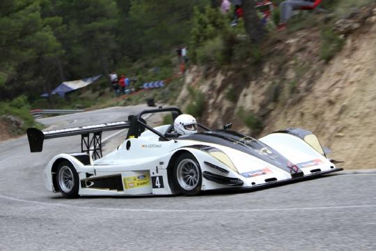 Lezcano y Borreguero campeones del Open Levante de Montaña - Terra Fecundis