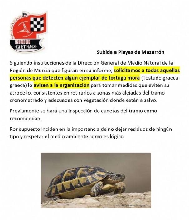 38º Subida a Playas de Mazarrón 2021